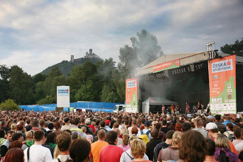 Festival Hradech CZ / Tizková zpraáva