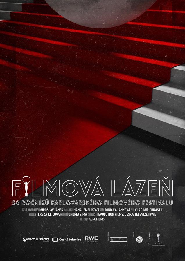 plakat Filmova lazen