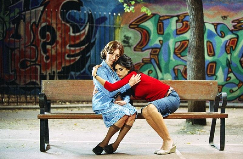 Carmen Maura a Penelope Cruz - Volver