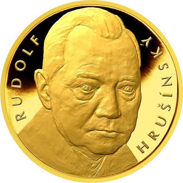 Pametni mince Rudolf Hrušinský