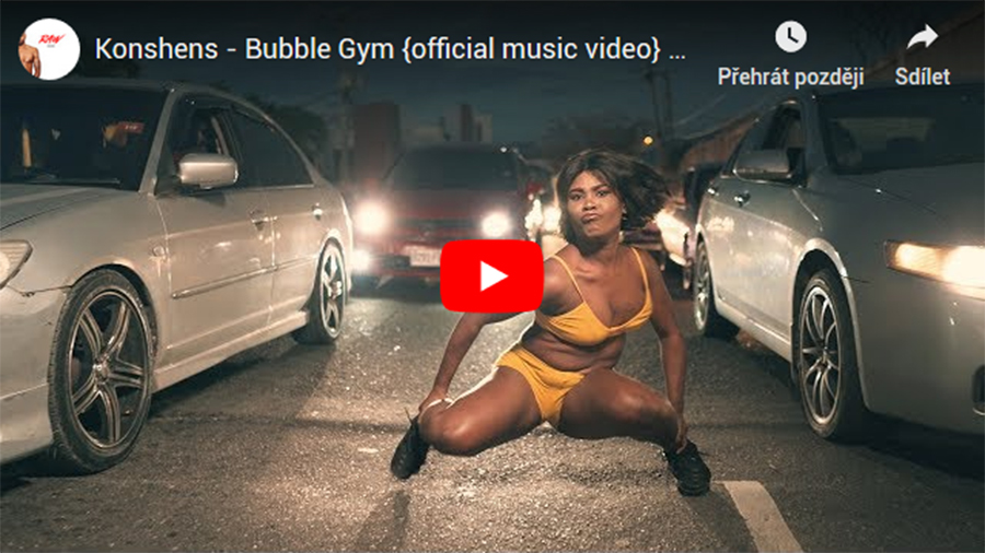 Konshens – Bubble Gym