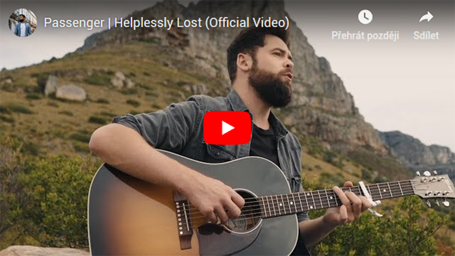 Passenger – Helplessly Lost