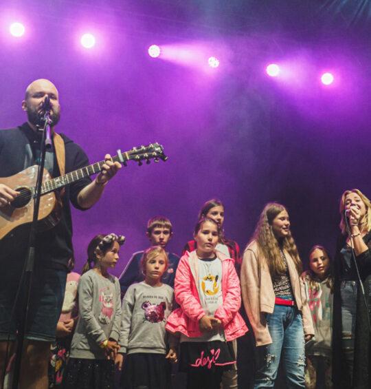 Pokáč se Slováčkovou vyzpívali pro nemocné děti slušný obnos peněz